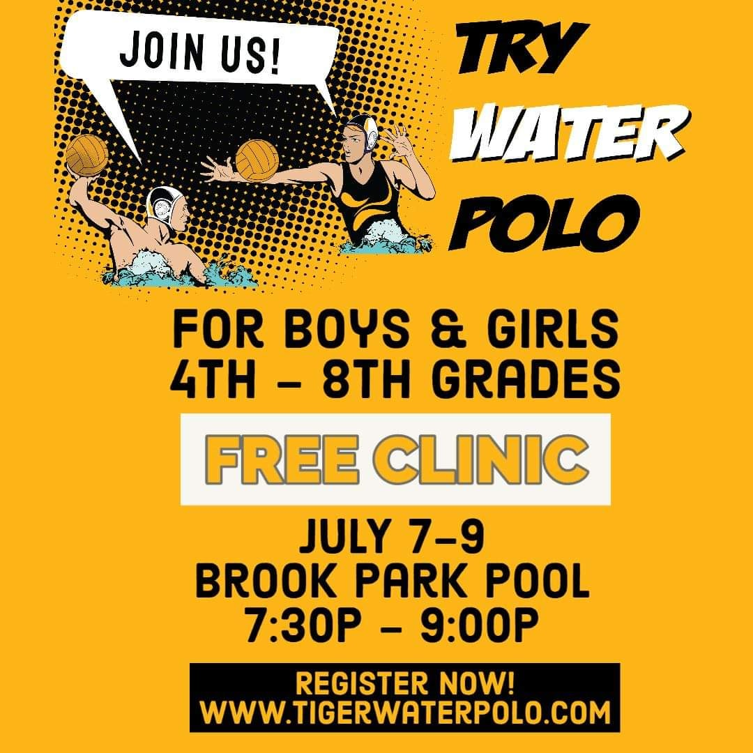 Clinic for boys and girls in July 2020